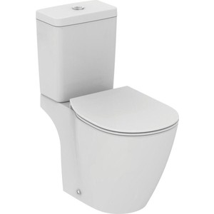 Унитаз компакт Ideal Standard Connect Cube (E803601, E797001) ideal standard connect e805701