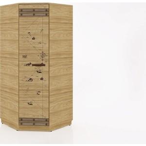 купить Угловой шкаф СКАНД-МЕБЕЛЬ Корсар по цене 13990 рублей