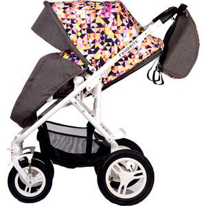 Коляска прогулочная BabyHit Favorite (2 В 1) Mosaic