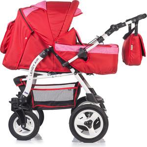 Коляска прогулочная BabyHit Lendy Air Red