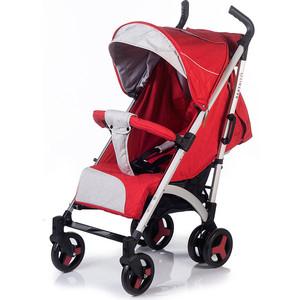 Коляска прогулочная BabyHit Rainbow Xt Linen Red