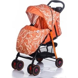 Коляска прогулочная BabyHit Simpy Wavy Orange