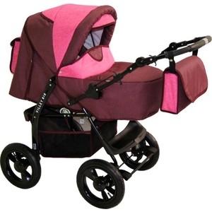 Коляска прогулочная BabyHit Villey Air Violet стоимость