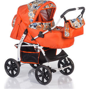Коляска прогулочная BabyHit Villey Orange