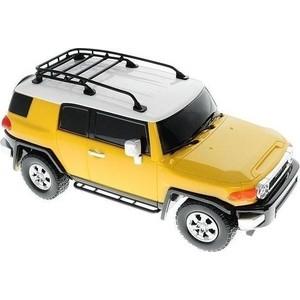 Радиоуправляемый автомобиль KidzTech 1:26 Toyota FJ Cruiser (Обычные колеса) - 6618-893A (89031) модель машины автопанорама 1 43 toyota fj cruiser желтый инерционная открываются двери