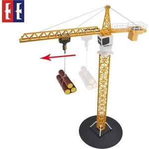 Радиоуправляемый башенный кран Double Eagle E563-003