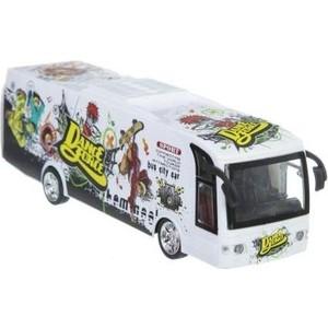 Радиоуправляемый автобус Full Funk аккум./адаптер, ZYB-B0718-2 - М55168