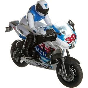 Радиоуправляемый мотоциклист Wangfeng Moto Racing, аккум/адаптер, 333-902B - М35563