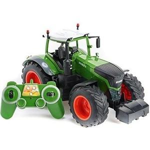 Радиоуправляемый сельскохозяйственный трактор Double Eagle масштаб 1:16 - E351-003 радиоуправляемые игрушки double eagle