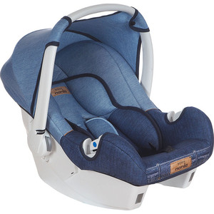 Автокресло Nania Trona 0-13кг Denim Blue синий 496084 автокресло nania revo 0 18кг denim blue синий 279084