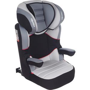Автокресло Nania Sena Easyfix 15-36кг Premium Gallet серый/черный 948807 бустер baby care bc 781 0 гр iii 22 36кг серый 1023