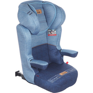 Автокресло Nania Sena Easyfix 15-36кг Denim Blue синий 949084 автокресло nania revo 0 18кг denim blue синий 279084