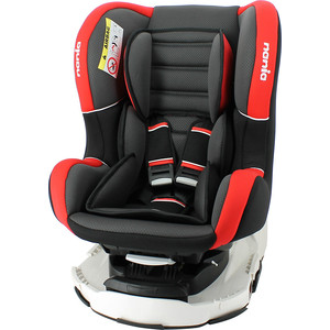Автокресло Nania Revo 0-18кг Premium Red красный 279805 детское автокресло nania driver fst pop red от 0 до 18 кг 0 1 44607