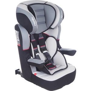 Автокресло Nania Myla Isofix 9-36кг Premium Gallet серый/черный 998807 автокресло baby care upiter plus гр i ii iii 9 36кг черный серый