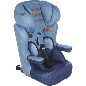 Автокресло Nania Myla Isofix 9-36кг Denim Blue синий 998084 цена
