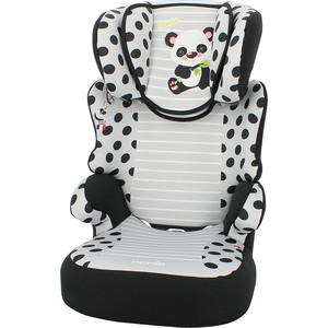 Автокресло Nania Befix Sp 15-36кг Animals Panda 2018 795113