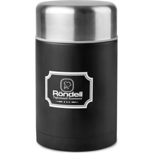 Термос для еды 0.8 л Rondell Picnic Black (RDS-946)