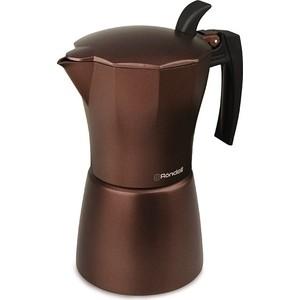 Кофеварка гейзерная 6 чашек Rondell Kortado (RDA-995) кофеварка гейзерная rondell kortado 6 порций алюминий rda 995