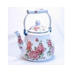 Чайник эмалированный 4.0 л Kelli (KL-4450)