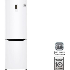 Холодильник LG GA-B419SQGL lg lg ga b379smql