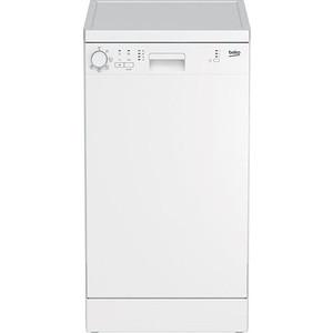 лучшая цена Посудомоечная машина Beko DFS 05012 W