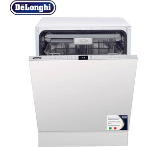 лучшая цена Встраиваемая посудомоечная машина DeLonghi DDW 06F Supreme nova