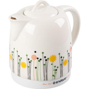 Чайник электрический Endever KR-430 C белый