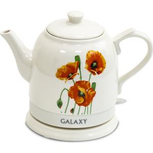 Чайник электрический GALAXY GL 0506 миксер электрический galaxy gl 2210