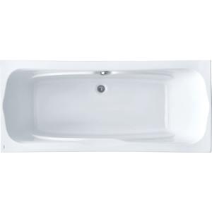 Акриловая ванна Santek Корсика 180х80 см, каркас, слив-перелив (1WH111981, 1WH112420)