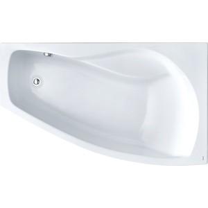 Акриловая ванна Santek Майорка XL 160х95 см, правая, каркас, слив-перелив (1WH111990, 1WH112429)