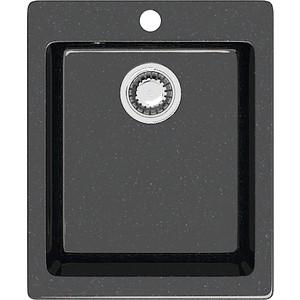 Кухонная мойка Marrbaxx Линди Z8Q4 чёрный (Z008Q004)