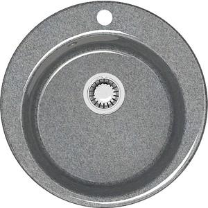 Кухонная мойка Marrbaxx Виктори Z30Q8 тёмно-серый (Z030Q008) кухонная мойка marrbaxx виктори z30q4 чёрный z030q004
