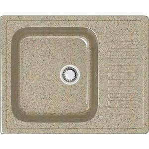 Кухонная мойка Marrbaxx Арлин Z15Q5 песочный (Z015Q005)
