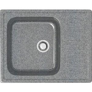 Кухонная мойка Marrbaxx Арлин Z15Q8 тёмно-серый (Z015Q008)