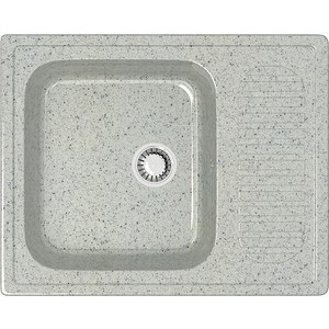 Кухонная мойка Marrbaxx Арлин Z15Q10 светло-серый (Z015Q010)
