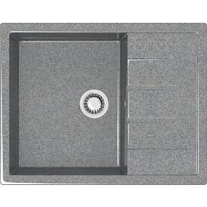 Кухонная мойка Marrbaxx Катрин Z151Q8 тёмно-серый (Z151Q008) цена 2017