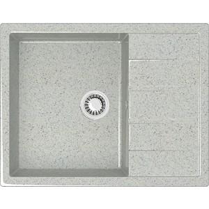 Кухонная мойка Marrbaxx Катрин Z151Q10 светло-серый (Z151Q010) цена и фото