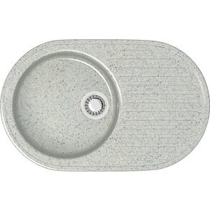 Кухонная мойка Marrbaxx Наоми Z11Q10 светло-серый (Z011Q010)