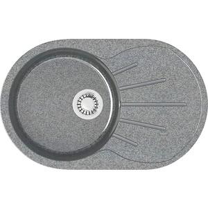 Кухонная мойка Marrbaxx Касандра Z110Q8 тёмно-серый (Z110Q008)