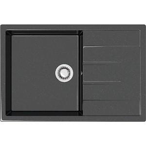 Кухонная мойка Marrbaxx Джоли Z161Q4 чёрный (Z161Q004)