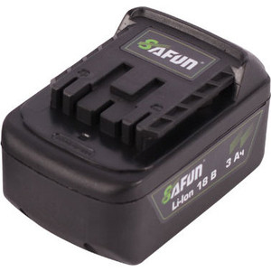 Аккумулятор SAFUN 18В 3Ач (1000102)