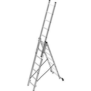 Лестница трехсекционная Олимп 3x7м (1230307A)