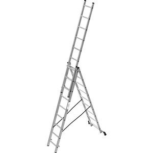 Лестница трехсекционная Олимп 3x9м (1230309A)