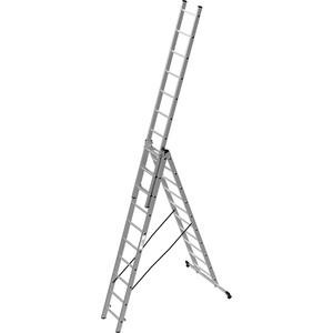 Лестница трехсекционная Олимп 3х10м (1230310A) цена в Москве и Питере