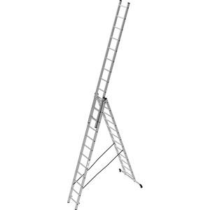Лестница трехсекционная Олимп 3x12м (1230312A)