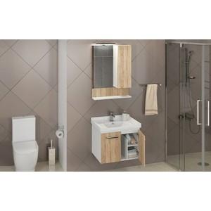 Мебель для ванной Comforty Рига 60 дуб сонома