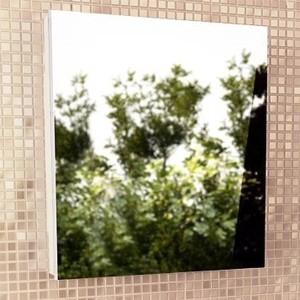 Зеркальный шкаф Comforty Диана 60 белый (3121162) зеркальный шкаф opadiris октава 60 белый z0000009152