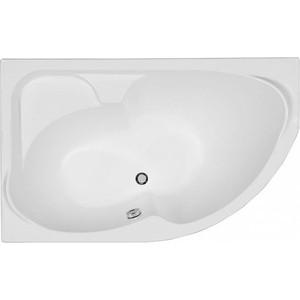 Акриловая ванна Aquanet Allento 170x100 L левая, с каркасом, без гидромассажа (205221)