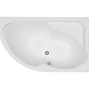 Акриловая ванна Aquanet Allento 170x100 R правая, с каркасом, без гидромассажа (205224) цена