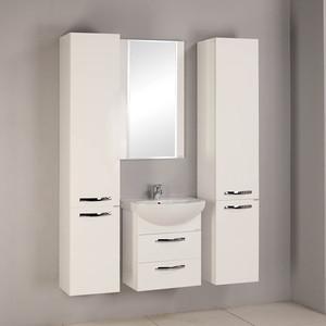Мебель для ванной Акватон Ария 50 М белая цена 2017